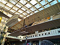 1903 Wright Flyer, National Air and Space Museum, Washington, 1999.