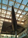 X-15 Mach 6 rocket plane, National Air and Space Museum, Washington, 1999.