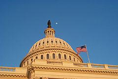 U.S. Capitol, 2001.