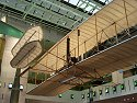 1903 Wright Flyer, National Air and Space Museum, Washington, 2001.