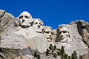 Mt. Rushmore National Memorial, South Dakota.