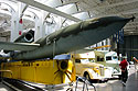 German V1 flying bomb, Duxford, 2002.
