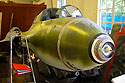 German ME-163 Rocket Plane, Duxford, 2002.