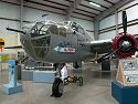 B-25 Mitchell, Pima Air and Space Museum, Tucson, 2002.