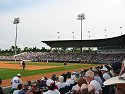 City of Palms Park, home of Red Sox spring training, Fort Myers, Florida, 2003.