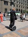 I never expected that the first Segway I would ever see would be in Santiago, Chile, Dec. 11.