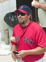 Kevin Millar, Red Sox spring training, Fort Myers, Florida, 2003.