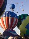 Albuquerque Balloon Fiesta, 2004.