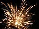 Fireworks, Hudson Gardens, Colorado.
