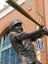 Y'know Robin Yount is only about a year older than I am and he has a statue.
