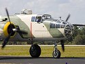 B-25 Mitchell bomber, TICO Warbirds Air Show, Titusville, Florida, March 2008.