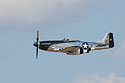 P-51 Mustang, TICO Warbirds Air Show, Titusville, Florida, March 2008.