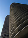 Marina Towers, Chicago, October 2011.