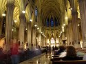 St. Patrick�s Cathedral, New York, 2011.