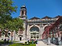 Ellis Island, New York, May 2012.
