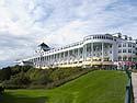 The Grand Hotel, Mackinac Island, Michigan, August 2012.