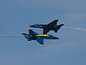 Blue Angels, Chicago Air and Water Show, August 2012.