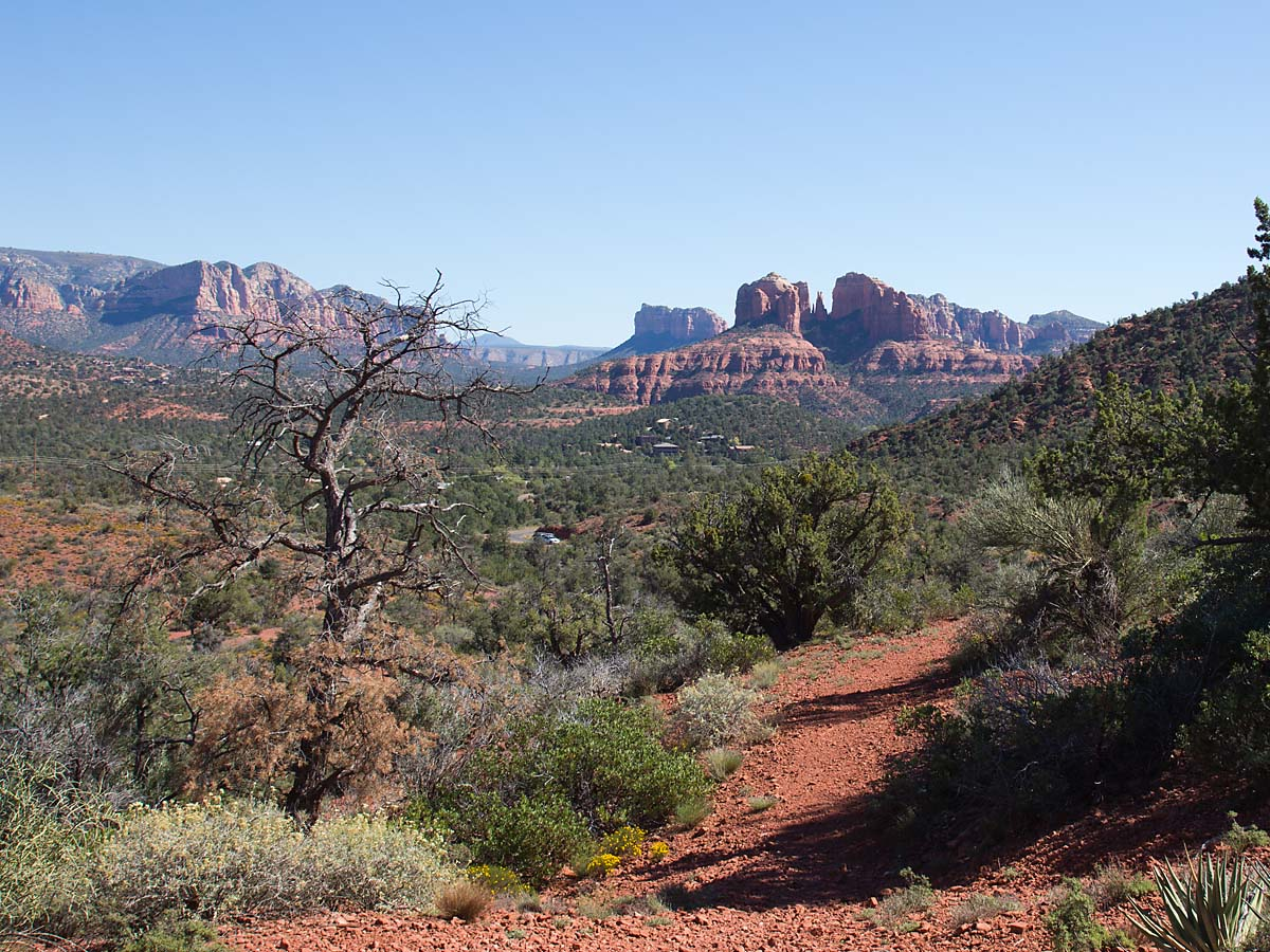 Sedona, Arizona, October 2013.  Click for next photo.