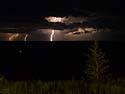 Faraway lightning, Red Lodge, MT, June 2013.