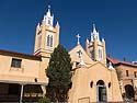 San Felipe de Neri, Old Town Albuquerque, October 2013.