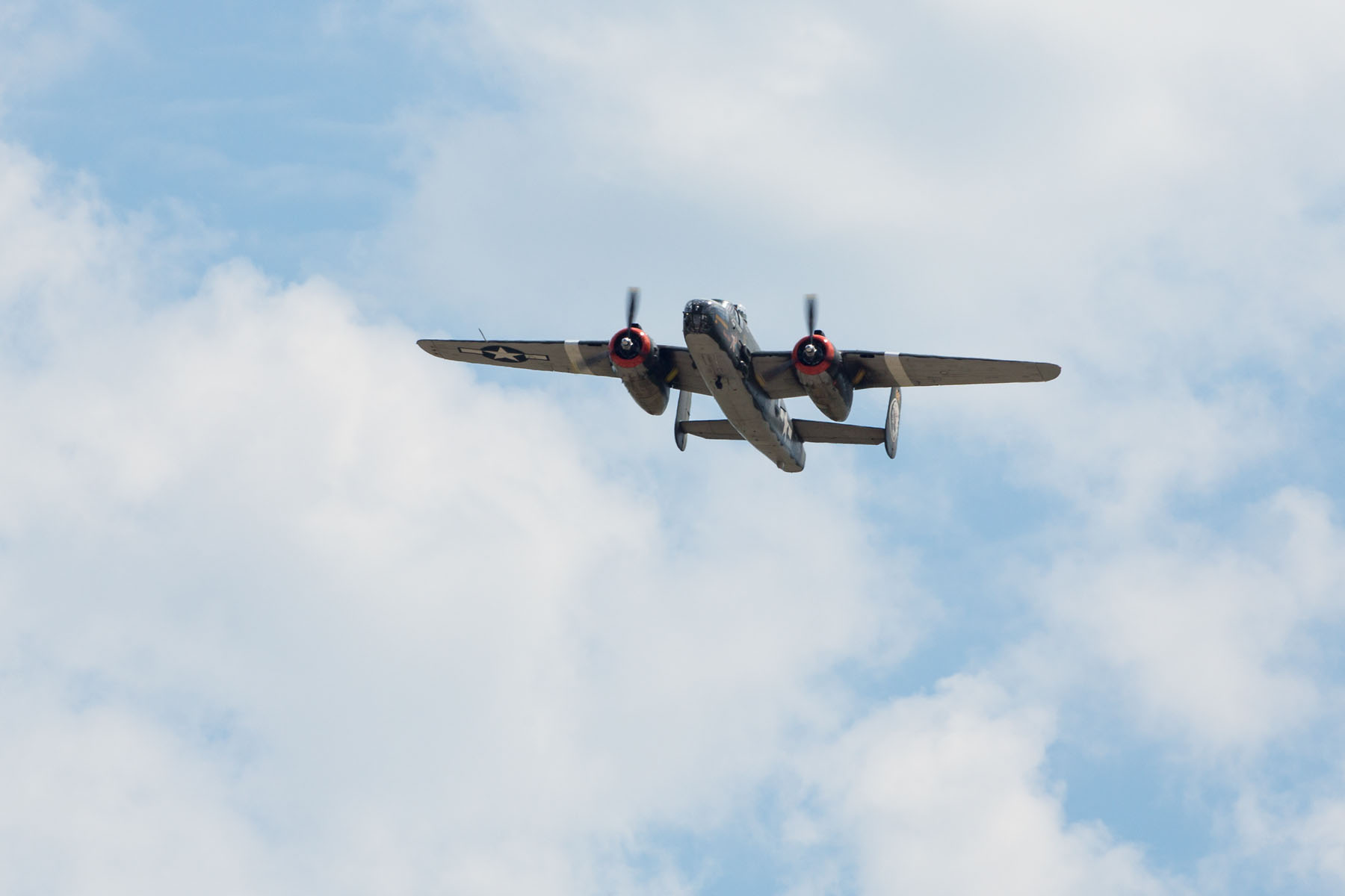 B-25.  Click for next photo.