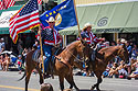 4th of July parade, Red Lodge, MT, 2017.