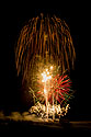 Fireworks, Red Lodge, MT, 4th of July 2019.