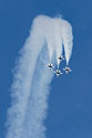 USAF Thunderbirds, Sioux Falls Air Show, August 2019.
