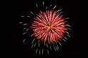 Fireworks, Red Lodge, MT, July 4, 2020.
