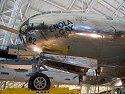 The Enola Gay at the Steven F. Udvar-Hazy Center near Dulles Airport in Chantilly, Va., a new branch of the National Air and Space Museum, 2004.  The Enola Gay is credited with saving the lives of hundreds of thousands of US servicemen in WWII.